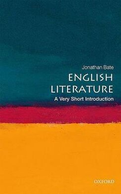 English Literature: A Very Short Introduction - фото книги