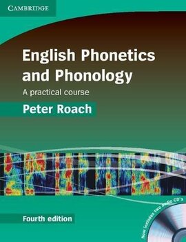 English Phonetics and Phonology Paperback with Audio CDs (2) : A Practical Course - фото книги