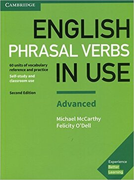 English Phrasal Verbs in Use Advanced Book with Answers : Vocabulary Reference and Practice - фото книги