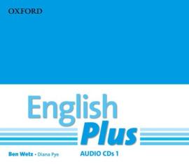 English Plus 1: Class Audio CDs (аудіодиск) - фото книги