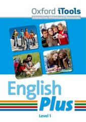 English Plus 1: iTools DVD-ROM (диск з відео) - фото обкладинки книги