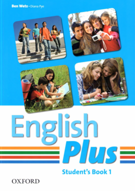 English Plus 1: Student's Book (підручник) - фото книги