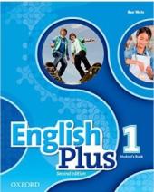 English Plus 2nd edition 1. Student's Book - фото обкладинки книги