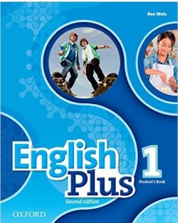 English Plus 2nd edition 1. Student's Book - фото книги