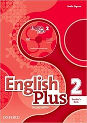 English Plus 2nd edition 2. Teacher's Book with Teacher's Resource Disk and access to Practice Kit - фото обкладинки книги