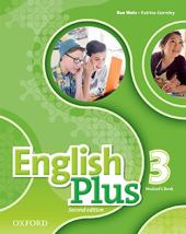 English Plus 2nd edition 3. Student's Book - фото обкладинки книги