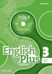 English Plus 2nd edition 3. Teacher's Book with Teacher's Resource Disk and access to Practice Kit - фото обкладинки книги