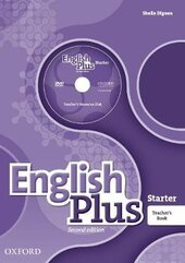 English Plus 2nd edition Starter. Teacher's Book with Teacher's Resource Disk and access to Practice Kit - фото обкладинки книги