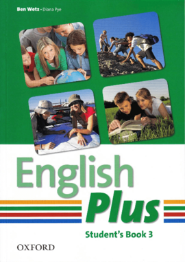 English Plus 3: Student's Book (підручник) - фото книги