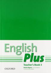 English Plus 3: Teacher's Book with Photocopiable Resources (книга для вчителя) - фото обкладинки книги