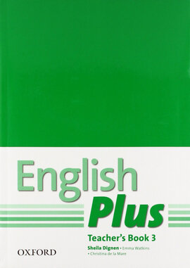 English Plus 3: Teacher's Book with Photocopiable Resources (книга для вчителя) - фото книги
