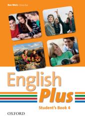 English Plus 4: Student's Book (підручник) - фото обкладинки книги