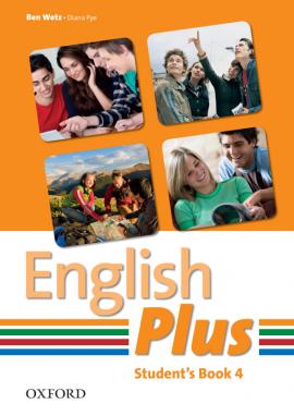 English Plus 4: Student's Book (підручник) - фото книги