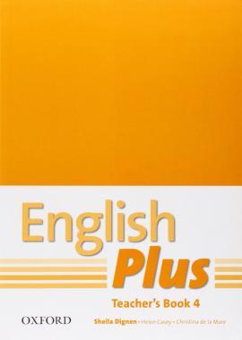 English Plus 4: Teacher's Book with Photocopiable Resources (книга для вчителя) - фото книги