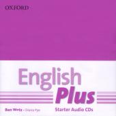 English Plus Starter: Class Audio CDs (2) (аудіодиск) - фото обкладинки книги