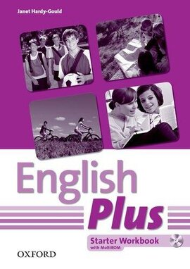 English Plus Starter: Workbook with MultiROM - фото книги