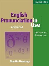 English Pronunciation in Use Advanced Book with Answers, with Audio - фото обкладинки книги