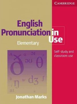 English Pronunciation in Use Elementary Book with Answers, with Audio - фото книги
