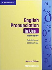 English Pronunciation in Use Intermediate with Answers - фото обкладинки книги
