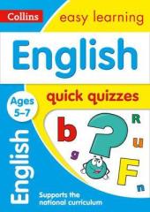 English Quick Quizzes. Ages 5-7 - фото обкладинки книги