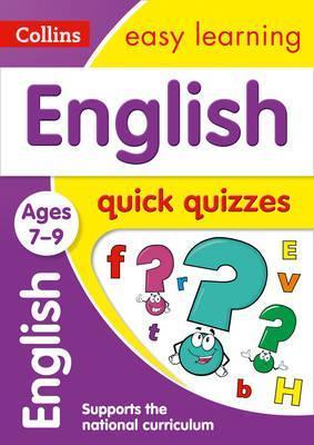 Посібник English Quick Quizzes Ages 7-9