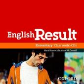 English Result Elementary: Class Audio CDs (аудіодиск) - фото обкладинки книги