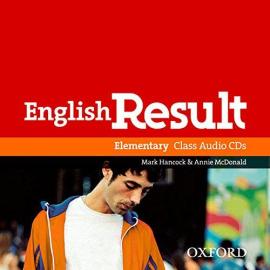 English Result Elementary: Class Audio CDs (аудіодиск) - фото книги