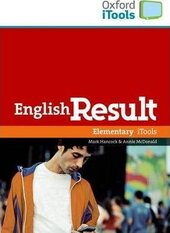 English Result Elementary: iTools Pack (дод. мат. для вчителя + диск) - фото обкладинки книги