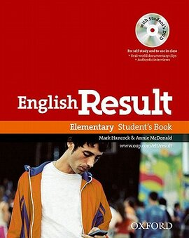 English Result Elementary: Student's Book (підручник+ диск) - фото книги