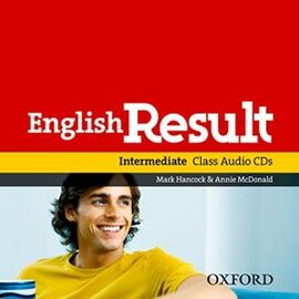 English Result Intermediate: Class Audio CDs (аудіодиск) - фото книги