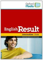 English Result Intermediate: iTools Pack (дод. мат. для вчителя + диск) - фото обкладинки книги