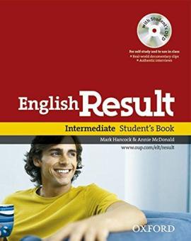 English Result Intermediate: Student's Book (підручник+диск) - фото книги