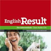 English Result Pre-Intermediate: Class Audio CDs (аудіодиск) - фото обкладинки книги