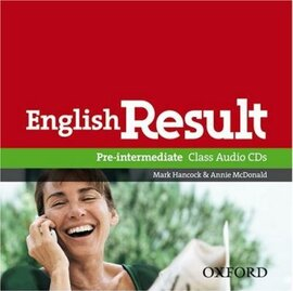 English Result Pre-Intermediate: Class Audio CDs (аудіодиск) - фото книги