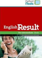 English Result Pre-Intermediate: iTools Pack (дод. мат. для вчителя + диск) - фото обкладинки книги