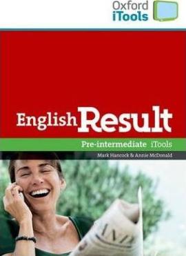 English Result Pre-Intermediate: iTools Pack (дод. мат. для вчителя + диск) - фото книги