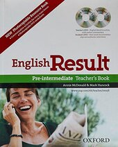 English Result Pre-Intermediate: Teacher's Book with DVD and Photocopiable Materials Book - фото обкладинки книги