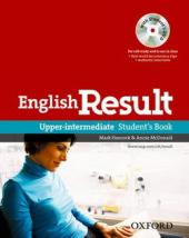 English Result Upper-Interm: Student's Book (підручник+диск) - фото обкладинки книги