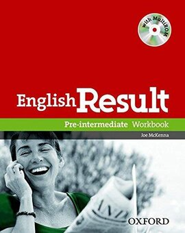 English Result Upper-Intermediat: Workbook with Answer Booklet with MultiROM - фото книги
