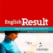 English Result Upper-Intermediate: Class Audio CDs (аудіодиск) - фото обкладинки книги