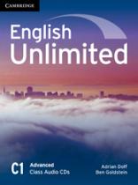 Підручник English Unlimited Advanced Class Audio CDs