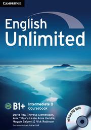 Підручник English Unlimited Intermediate B