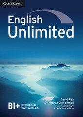 English Unlimited Intermediate Class Audio CDs - фото обкладинки книги