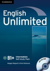 English Unlimited Intermediate Self-study Pack - фото обкладинки книги