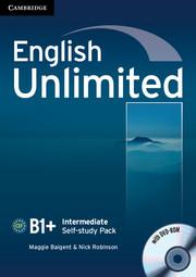 English Unlimited Intermediate Self-study Pack - фото книги