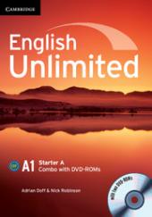 English Unlimited Starter A - фото обкладинки книги