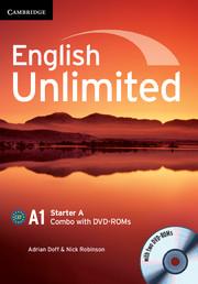 English Unlimited Starter A - фото книги