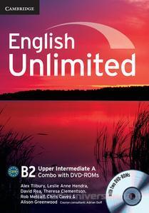 Підручник English Unlimited Upper Intermediate A