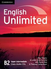 Аудіодиск English Unlimited Upper Intermediate Class Audio CDs