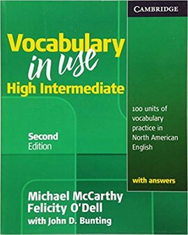 English Vocabulary in Use High Intermediate Student's Book with Answers - фото книги
